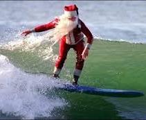 Surfing Santa 12-2013